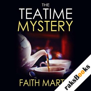 The Teatime Mystery audiobook cover art