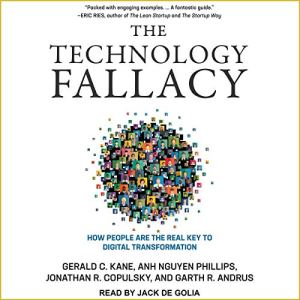 The Technology Fallacy audiobook cover art