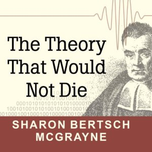 The Theory That Would Not Die audiobook cover art
