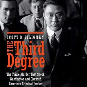 The Third Degree audiobook cover art