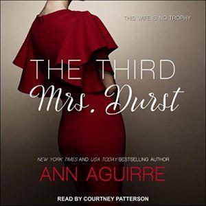 The Third Mrs. Durst audiobook cover art