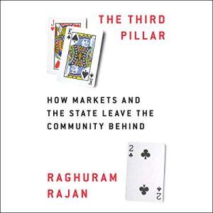 The Third Pillar audiobook cover art