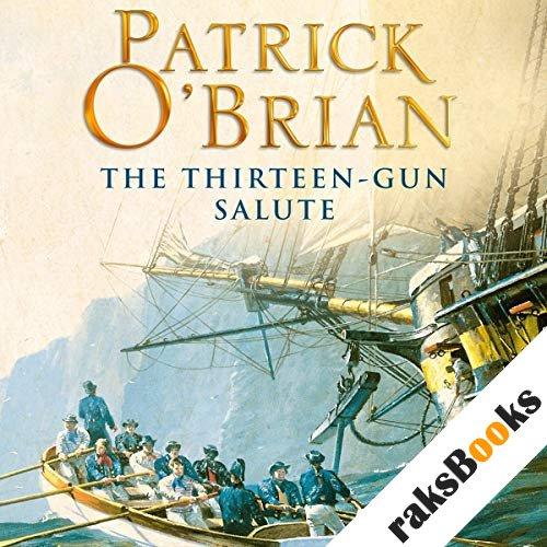 The Thirteen-Gun Salute audiobook cover art