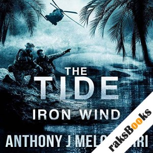 The Tide: Iron Wind audiobook cover art