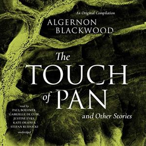 The Touch of Pan & Other Stories audiobook cover art