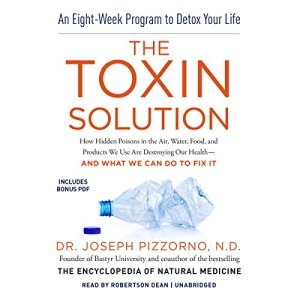 The Toxin Solution audiobook cover art