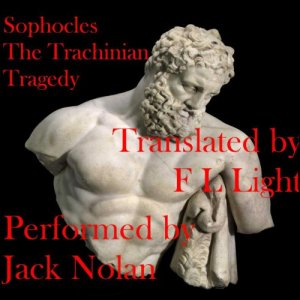 The Trachinian Tragedy: Women of Trachis audiobook cover art
