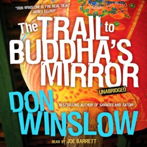 The Trail to Buddha's Mirror audiobook cover art