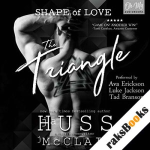 The Triangle audiobook cover art