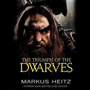 The Triumph of the Dwarves audiobook cover art
