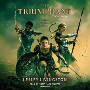 The Triumphant audiobook cover art