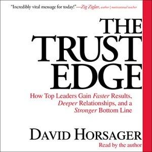 The Trust Edge audiobook cover art