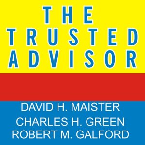 The Trusted Advisor audiobook cover art