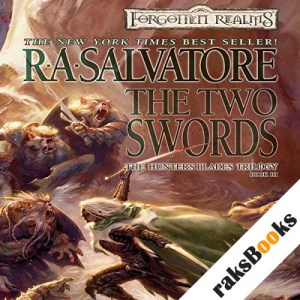 The Two Swords audiobook cover art