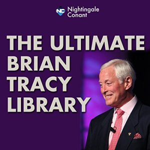 The Ultimate Brian Tracy Library audiobook cover art