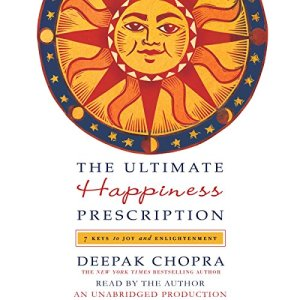 The Ultimate Happiness Prescription audiobook cover art