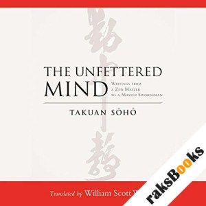 The Unfettered Mind audiobook cover art