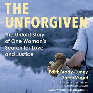 The Unforgiven audiobook cover art