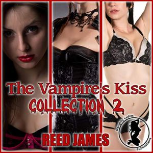 The Vampire's Kiss: Collection 2 audiobook cover art