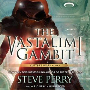 The Vastalimi Gambit audiobook cover art