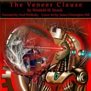 The Veneer Clause audiobook cover art