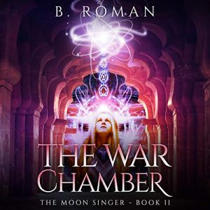 The War Chamber audiobook cover art