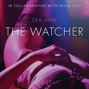 The Watcher - erotic short story audiobook cover art