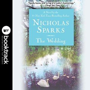 The Wedding audiobook cover art