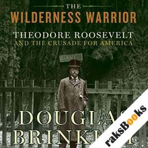 The Wilderness Warrior audiobook cover art