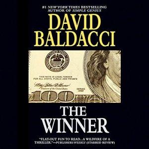 The Winner audiobook cover art