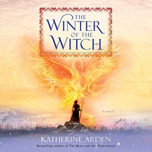 The Winter of the Witch audiobook cover art