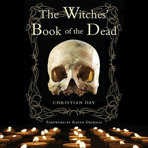 The Witches' Book of the Dead audiobook cover art