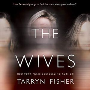 The Wives audiobook cover art