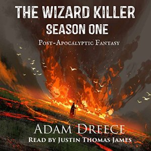The Wizard Killer, Season 1 audiobook cover art