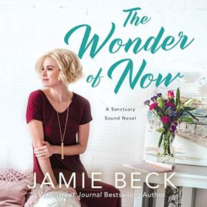 The Wonder of Now audiobook cover art