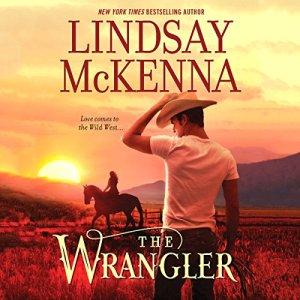 The Wrangler audiobook cover art