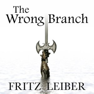 The Wrong Branch audiobook cover art