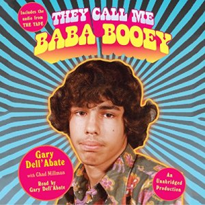 They Call Me Baba Booey audiobook cover art