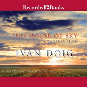 This House of Sky audiobook cover art