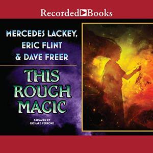 This Rough Magic audiobook cover art