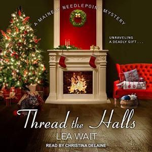 Thread the Halls audiobook cover art