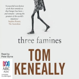 Three Famines audiobook cover art