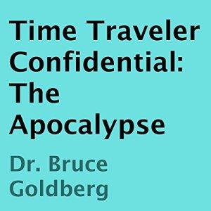 Time Traveler Confidential audiobook cover art
