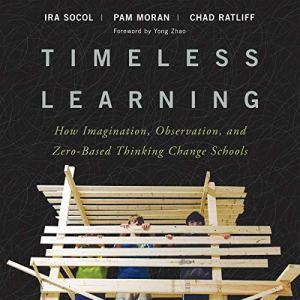 Timeless Learning audiobook cover art
