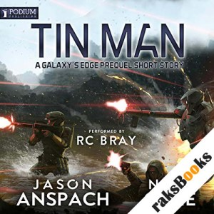 Tin Man: A Galaxy's Edge Prequel audiobook cover art