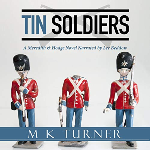 Tin Soldiers audiobook cover art