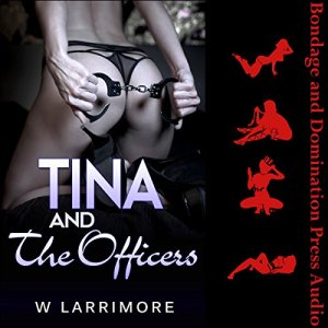 Tina and the Officers audiobook cover art