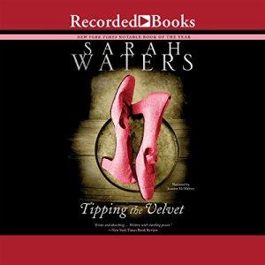 Tipping the Velvet audiobook cover art