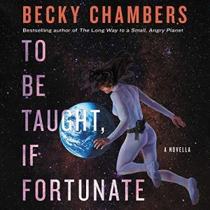 To Be Taught, If Fortunate audiobook cover art