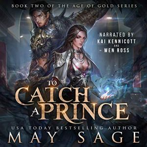 To Catch a Prince audiobook cover art
